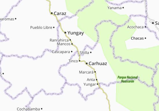 Shupluy Map