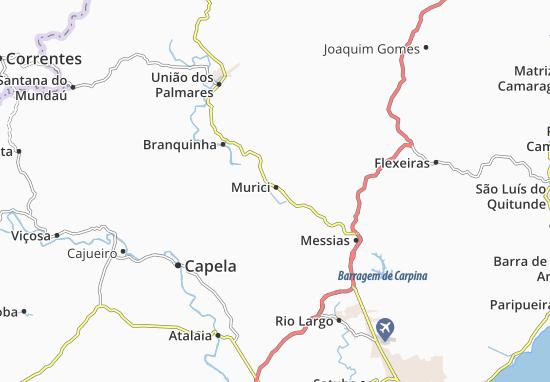 Mappe-Piantine Murici
