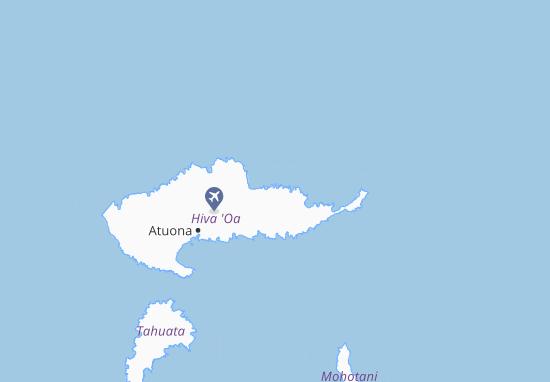 Mahoe Map