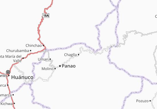 Chaglla Map