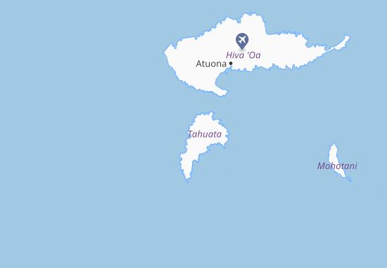 Mapas-Planos Vaitahu