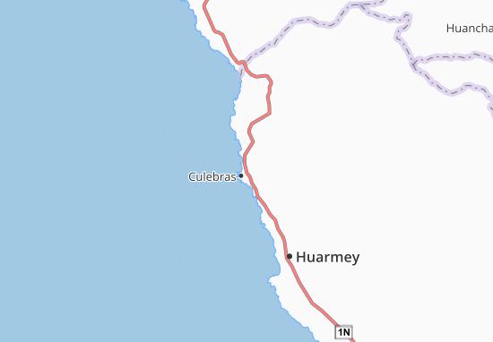 Mapas-Planos Culebras