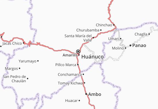 Mapas-Planos Amarilis