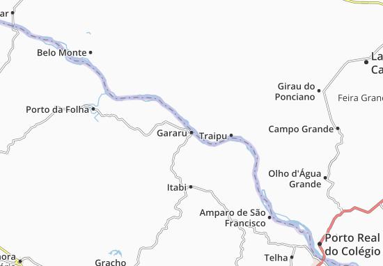 Gararu Map