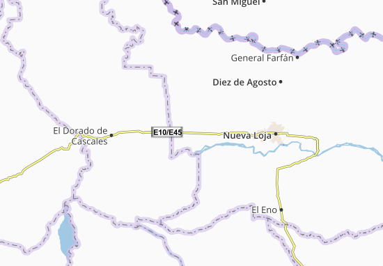 Jambeli Map