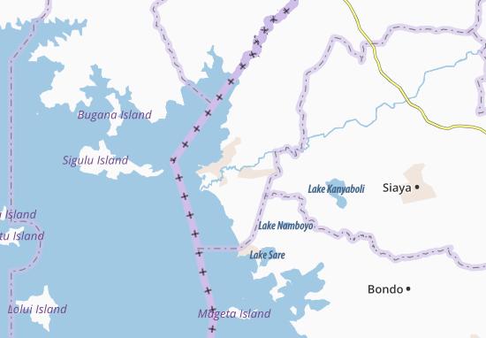Bukangasi Map