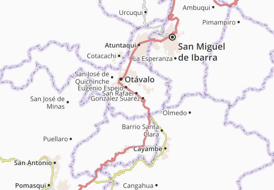 Carte-Plan San Rafael