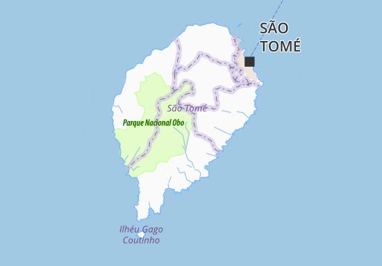 Carte-Plan Guaiaquil