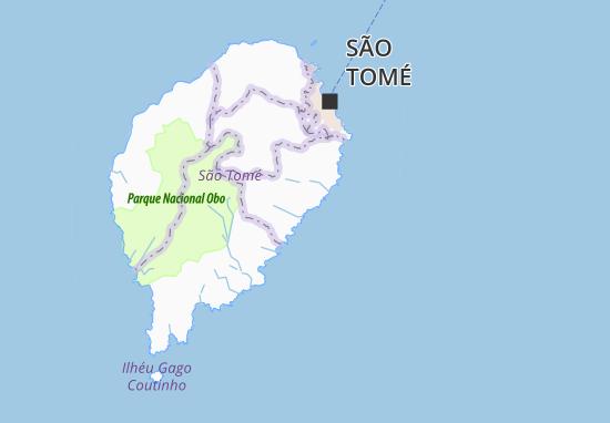 Carte-Plan Alto Douro