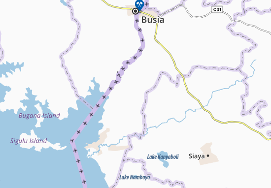 Bukiri Map