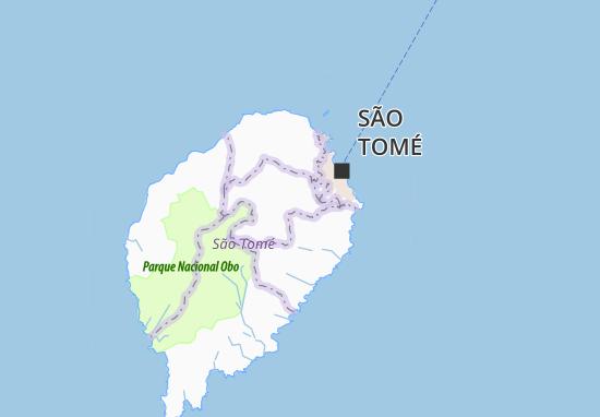 Carte-Plan Àgua Dago