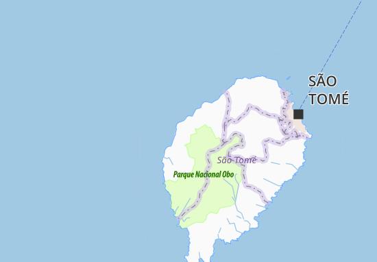 Carte-Plan Arribana