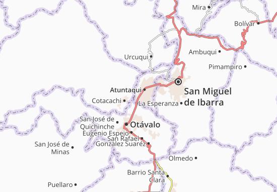 San Roque Map
