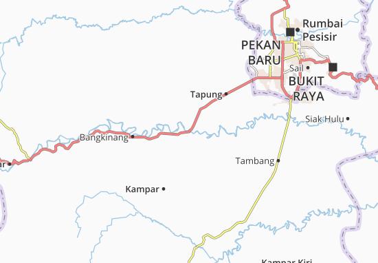 Kampar Map