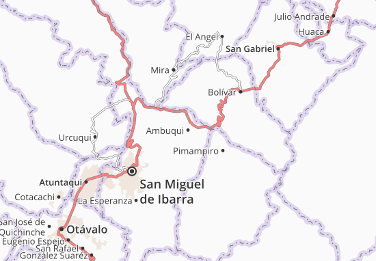 Ambuqui Map
