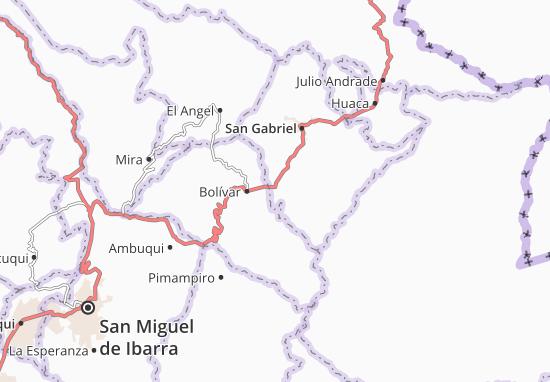 Mappe-Piantine La Paz