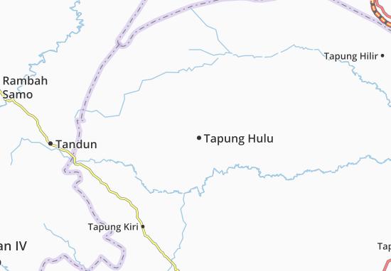 Mappe-Piantine Tapung Hulu