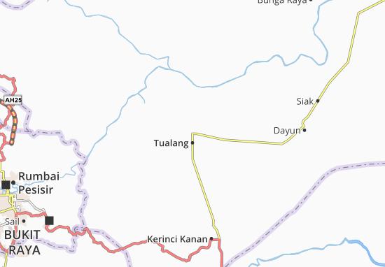 Mapas-Planos Tualang