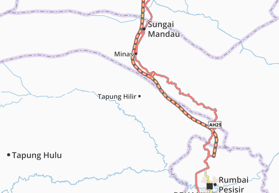 Mappe-Piantine Tapung Hilir