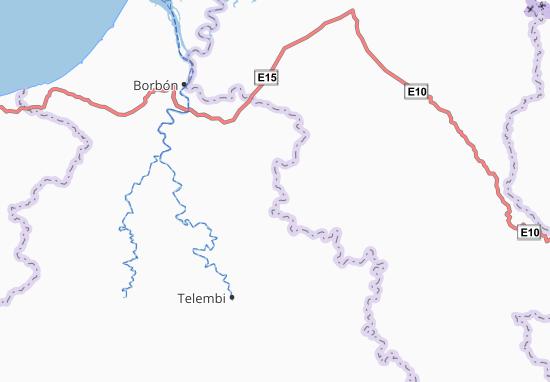 Mapas-Planos Timbire