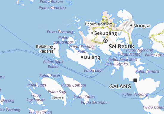 Bulang Map