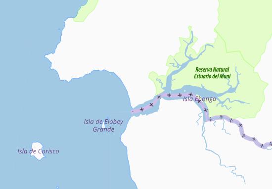 Carte-Plan Asamboa