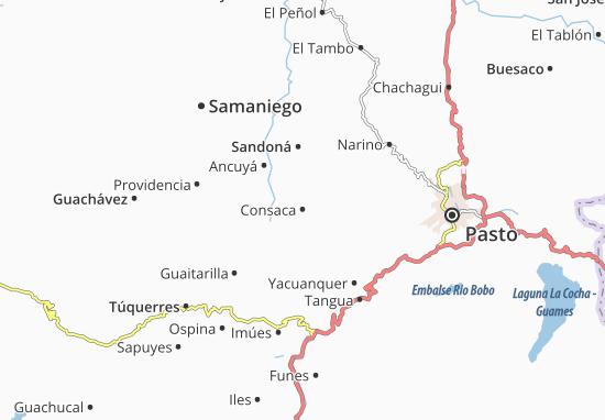 Consaca Map