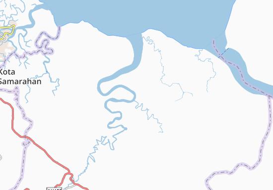 Mapas-Planos Simunjan