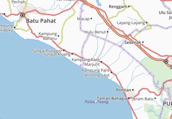 Mappe-Piantine Pekan Tampok