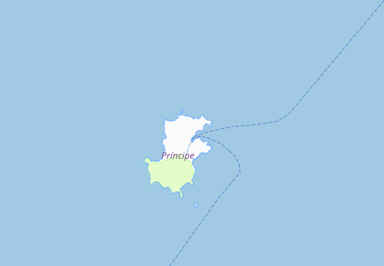 Carte-Plan Ponta Forte