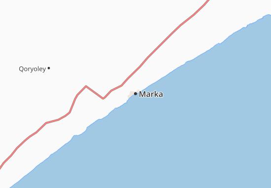 Carte-Plan Marka