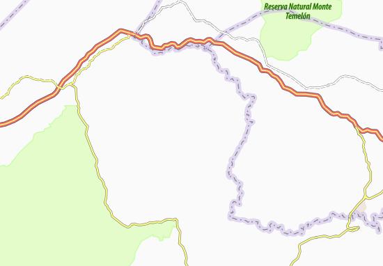 Carte-Plan Amvang