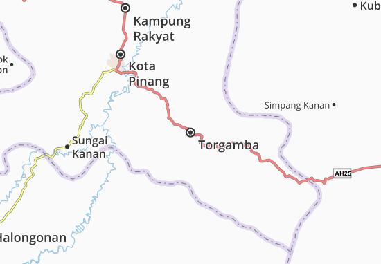 Torgamba Map