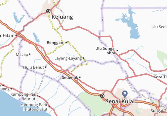 Layang-Layang Map