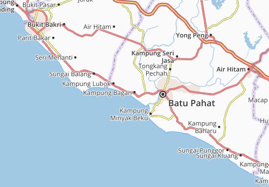 Mappe-Piantine Kampung Bagan