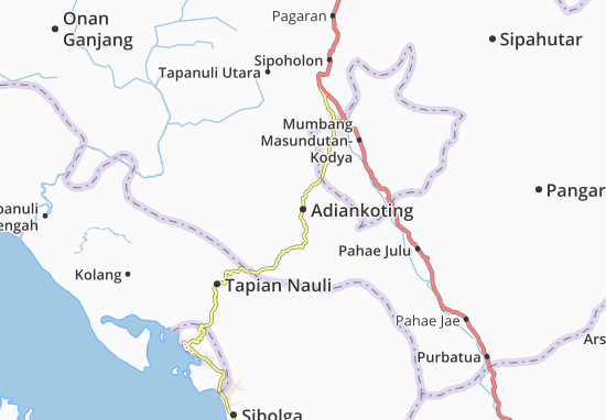 Carte-Plan Adiankoting