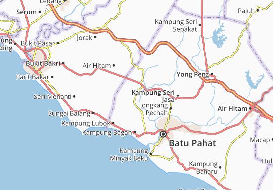 Simpang Kiri Map