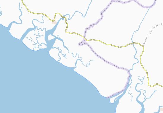 Carte-Plan Gondoya