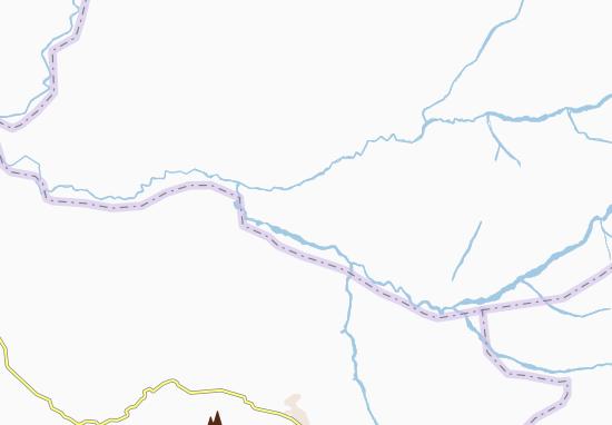 Carte-Plan Gorandu