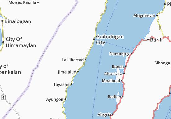 Mappe-Piantine La Libertad
