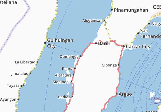 Mappe-Piantine Dumanjug