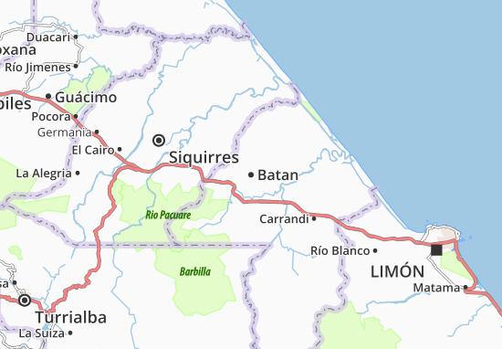 Mappe-Piantine Batan