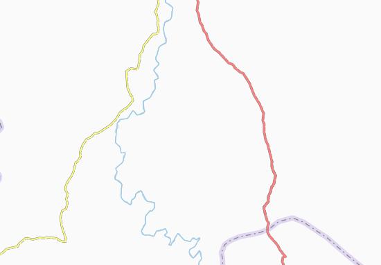 Carte-Plan Gouanankoura