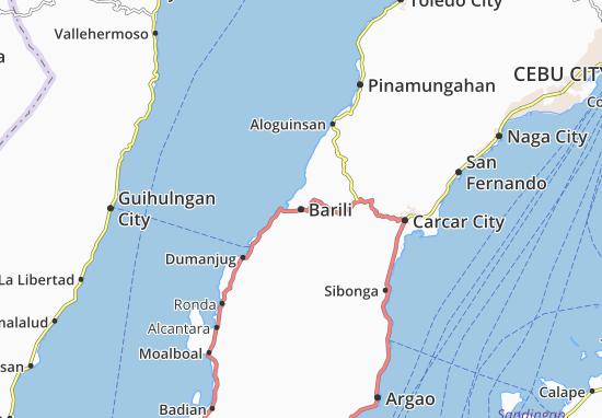 Mappe-Piantine Barili