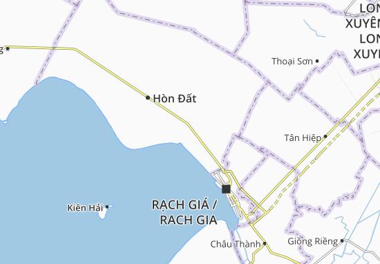 Sóc Sơn Map