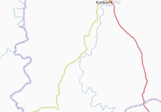 Mapas-Planos Moriguedougou