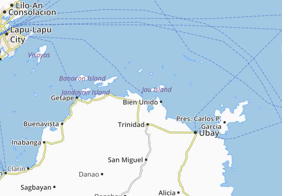 Mappe-Piantine Talibon