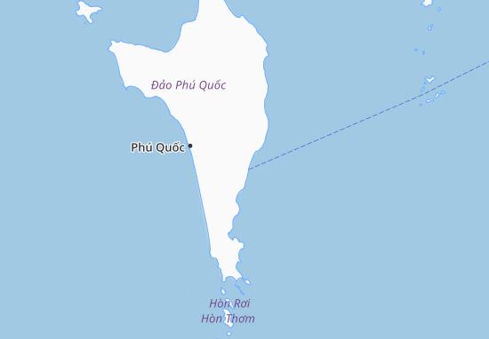 Hàm Ninh Map