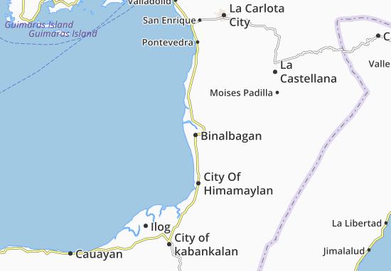 Mappe-Piantine Binalbagan