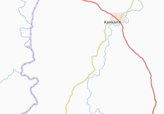 Mapas-Planos Koumban